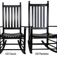 Troutman Rocking Chairs Lounge Pool Carolina Porch Rockers Which Rocker Size Is Right Compare Sizes