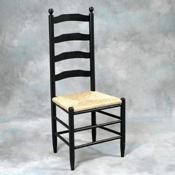 Troutman Martha Washington Ladder Back Chairs  Carolina