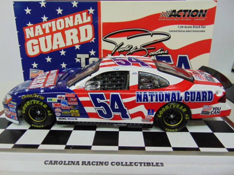 Todd Bodine Racing Collectibles