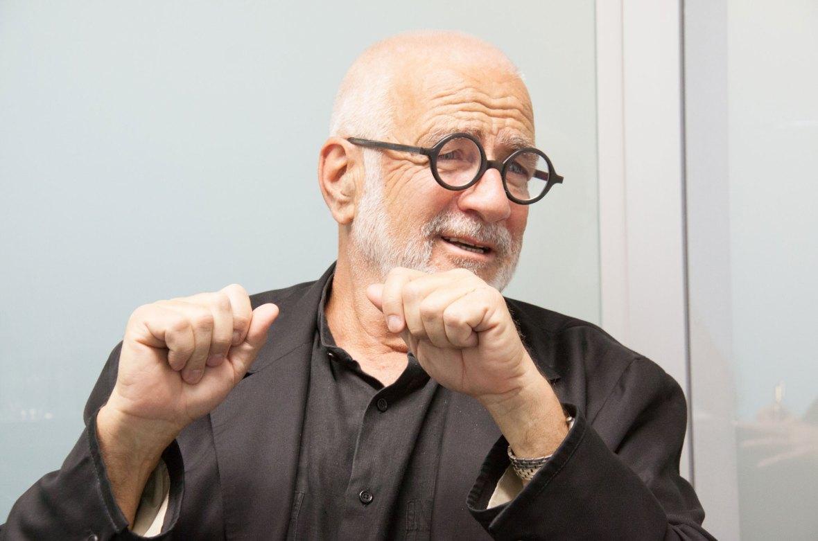 Werner Kieser im Gespräch