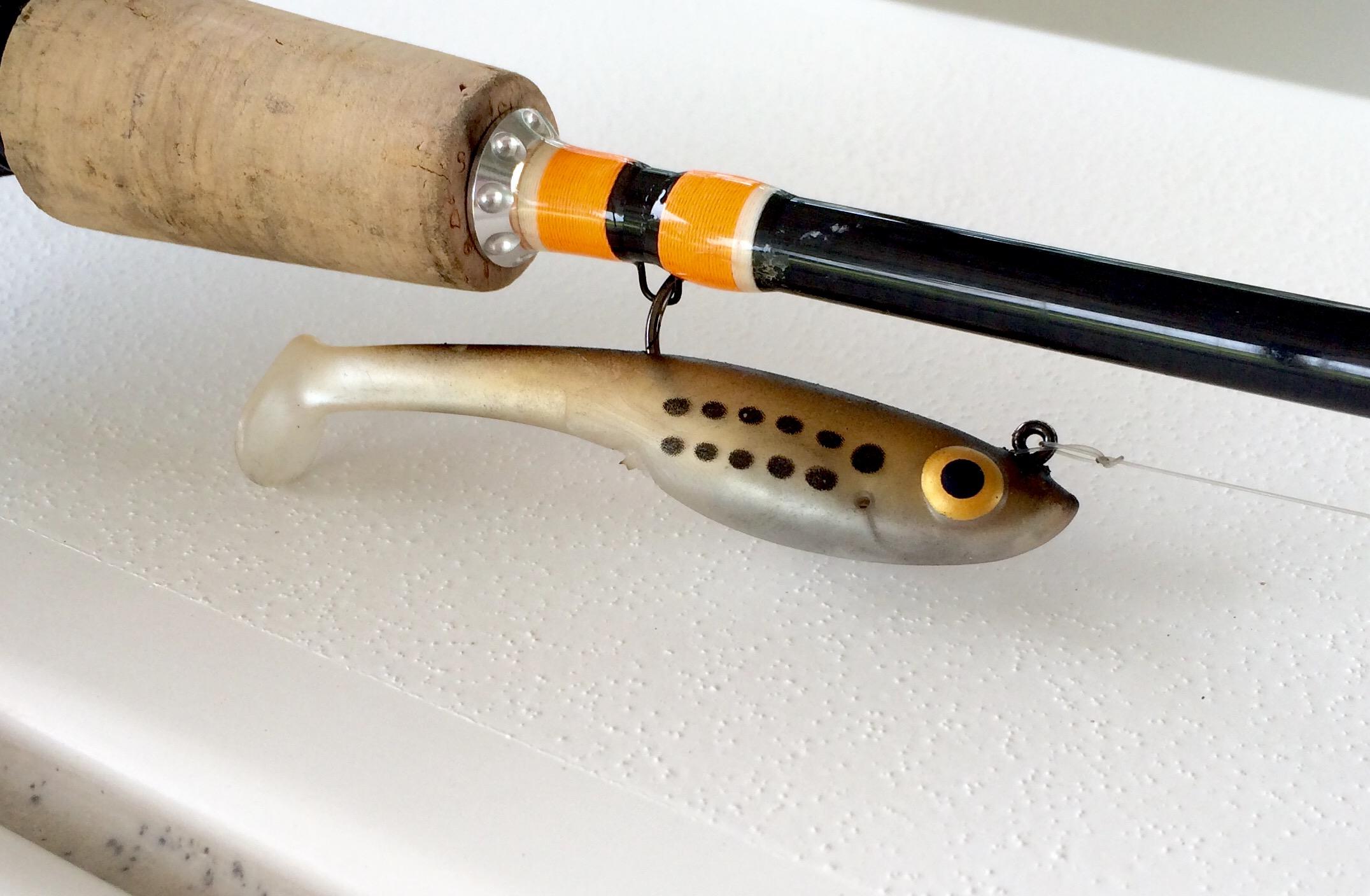 1//4 ounce 2 pack Egret Baits New Vudu Vixen 3 inch