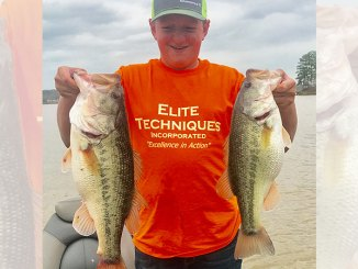 Big, postspawn bass will be keying on the shad spawn at Lake Wateree throughout May.