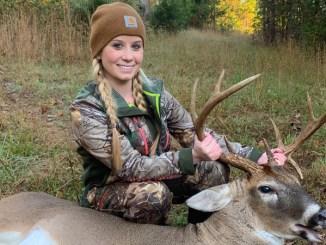 Randolph County buck