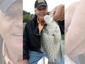 Lake Norman crappie