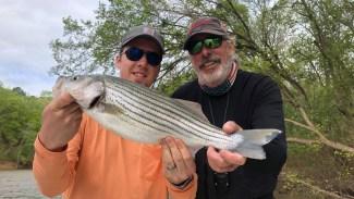 2020 Roanoke River striper season opens March 1