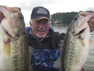 Lake Monticello bass