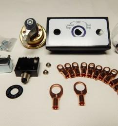 rotary switch kit [ 2304 x 1728 Pixel ]