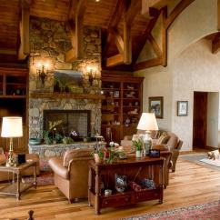 Living Room Wall Paints Danish Style Furniture Timber Frame Great Rooms, Lodge And Rooms