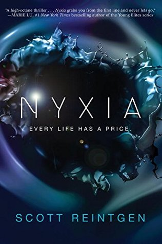 Nyxia Book Cover