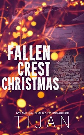 Fallen Crest Christmas Book Cover
