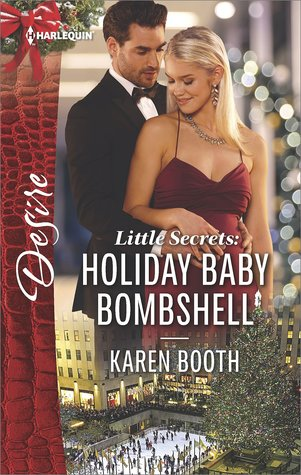 Holiday Baby Bombshell Book Cover