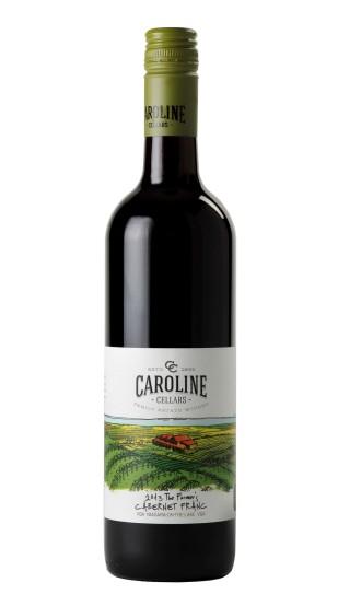 2017 Cabernet Franc VQA Caroline Cellars