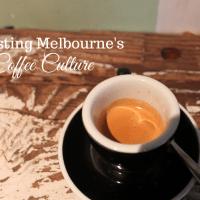 Tasting Melbourne's