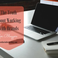 The Truth About Working With Brands