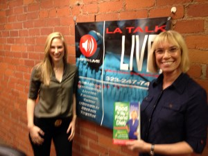 My Radio Interview on LA Talk Live!