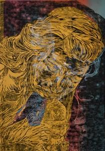 Untitled, (Self 1)