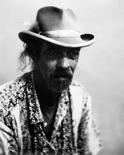 Jacob van Wolde: 'Mijn hoed is mijn dak. Dat is tenminste iets. Ik ben dakloos.'