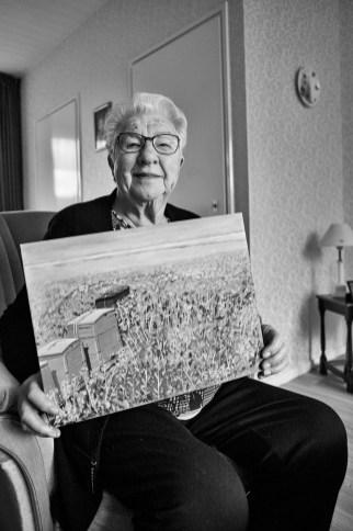 Oma van der Wal