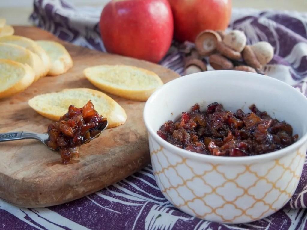 Apple bacon jam #appleweek