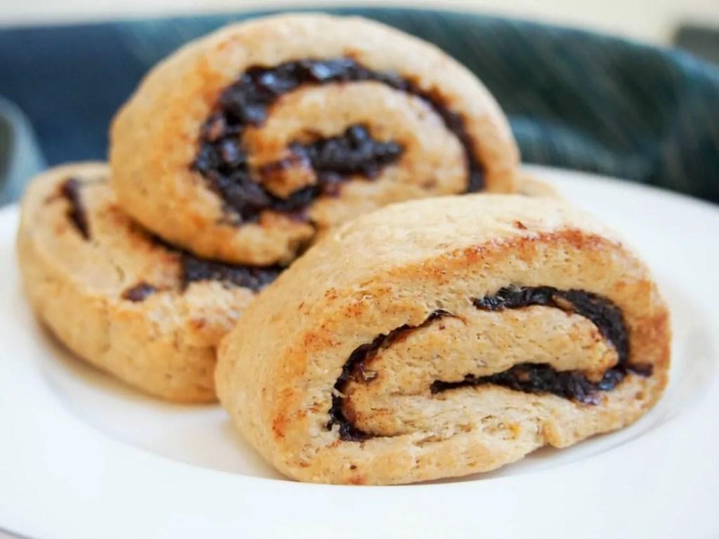 Kleicha (Iraqi date cookies) #IntnlCookies #ChristmasCookies