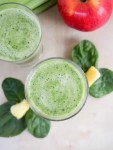 easy dairy-free green smoothie
