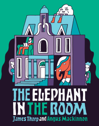 Image result for the elephant in the room book templar