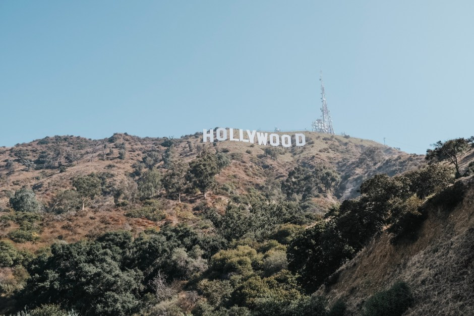 randonnee hollywood sign 9