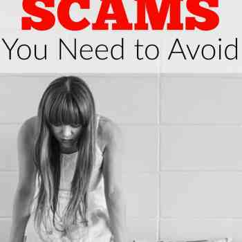 Sometimes your dream job can turn into a nightmare. That's what can happen when you get involved in work from home scams. Here are the most popular work from home scams that you need to make sure to avoid to keep your sanity and your money.