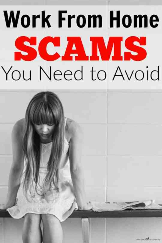Sometimes your dream job can turn into a nightmare. That's what can happen when you get involved in work from home scams. Here are the most popular work from home scams that you need to make sure to avoid to keep your sanity and your money. Work from home scams you need to avoid
