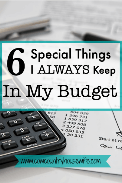 How can you expect the unexpected when you're on a budget? You can't predict the future, but you can make sure that you save up for it.