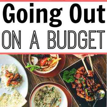 Going Out On A Budget