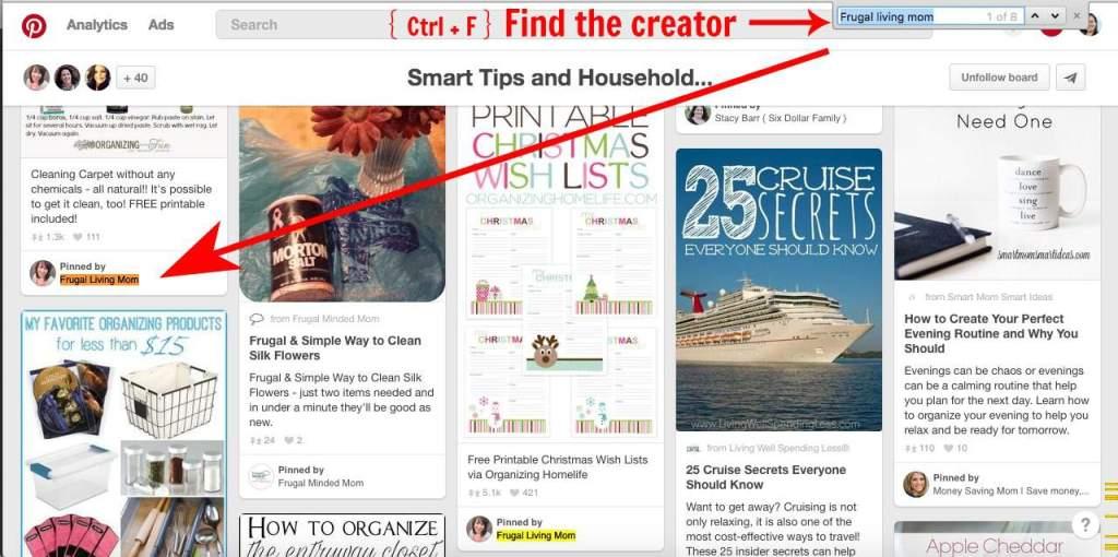Find the creator