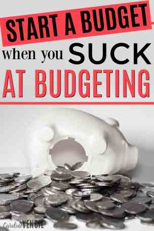 How to start a budget. The best way to start a budget. How to budget when you suck at budgeting. The best budgeting system. The best way to budget. How to use envelope budgeting system. Best budgeting system, How to use the envelope budgeting system. Envelope budget.