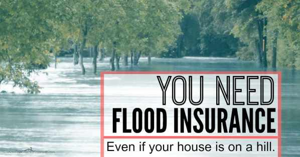 She spent $125 on flood insurance that saved her $14,000 in one day! If you were ever on the fence about getting flood insurance, you need to check this out. This is why you need flood insurance!