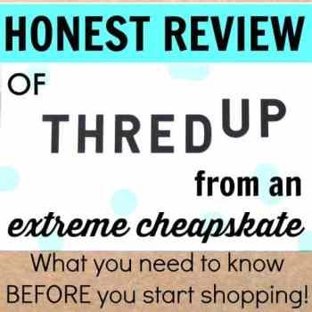 An Honest Review of ThredUp