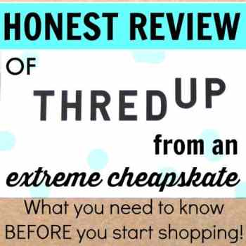An Honest Review of ThredUp