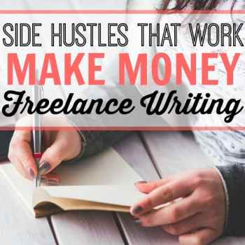 This is great! If you love to write, but don't want to have a blog, freelance writing is for you. Make money freelance writing with some of the best paying websites on the internet. You can make more than $100 per post you submit to many sources.