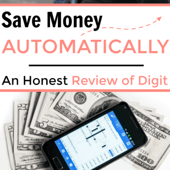 Save money automatically. The easiest way to save money. Finally an app that finds money in your account to save for you. Save money when you feel like you can't. Automatically build a savings account. Set your savings to autopilot. Save Money Automatically: An Honest Review of Digit. The best money saving app.