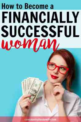 These are amazing! Every woman needs to know how to do these things! Don't wait for Prince Charming to take care of your money. Take control of your own finances and life. Everything you need to know to become a financially successful woman. No matter where you are in life, you will always need to know these tips.