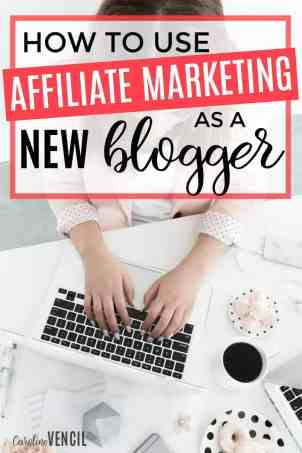 I love this! She has such great advice for new bloggers. This is really such great advice about how a new blogger can get started with affiliate marketing. Find out the best affiliate programs to join as a new blogger. Find more than 100 of the best affiliate programs to join. How to start using affiliat emarketing. How to use affiliate marketing as a new blogger. How a full-time blogger makes money using affiliate marketing. How to use affiliate marketing to make a full-time income as a blogger. How to Start Using Affiliate Marketing for Bloggers.