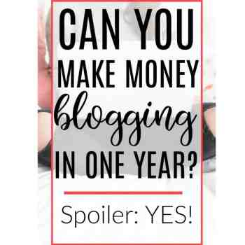 This is so great! I love her tips for blogging! She makes great points about blogging for profit and how to start a profitable blog. Start a money making blog. Blogging tips. Blogging tips from a blogging pro. How to make serious money blogging. Make a full-time income blogging. Make money from home. Full time blogger. How to be a full-time blogger. Make money from home. How to make money as a stay-at-home-mom by blogging. Can You Make Money Blogging in One Year?