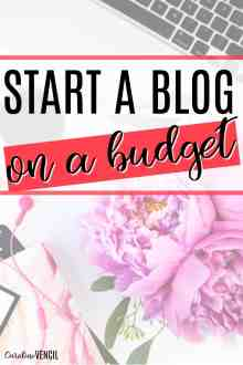 This is the best! I always wanted to start a blog but I was scared of how much it would cost. She really makes it easy to see how to start a blog on a budget! How to frugally start a blog. How to start a blog without spending much money. Starting a blog without going broke. Start a blog for cheap. How to start a profitable blog the easy way. How to start a cheap and profitable blog. The cheapest way to start a blog. Start a blog to make money. Start a blog and make money. Start a blog on a budget. Start a WordPress blog on a budget.
