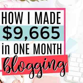 June 2017 Blogging Income Report