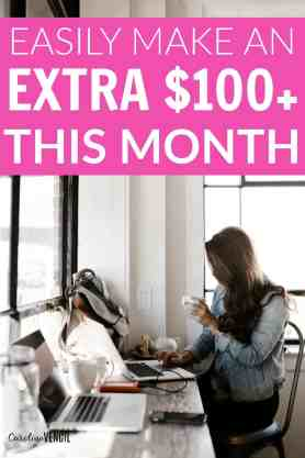 These are the best online survey sites! I LOVE them! I make more than $100 each month doing a few easy surveys. It's so easy to make money from home with surveys. How to earn money with survey sites. Earn extra money from home. Easily earn money from surveys at home. 7 Survey Sites that Are Actually Worth It. The best survey sites for easy earning. Online survey sites earn $100+ each month. Easy side hustle. Side hustles that work.