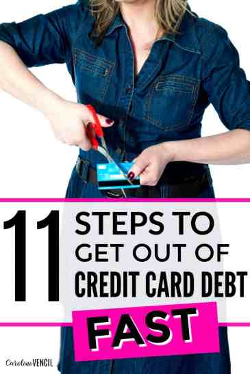 I SO needed this! This is everything that I needed to really put paying off my debt first! She shows everything that you need to know about how to pay off credit card debt debt fast! It's amazing how she really puts everything in a step by step process to pay off debt. How to pay off credit card debt. Paying off debt fast. How to get out of debt and stay out of debt.