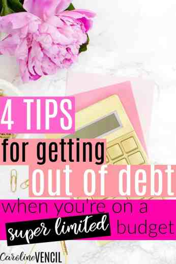 Fianlly someone wrote a post for people with REAL income! If yo aren't a millionaire and need to get out of debt, this is for you! She's got the best personal finance blog out there! If you need to know how to get out of debt on a lower income, this is what you need. Learn how to get out of debt for real people!