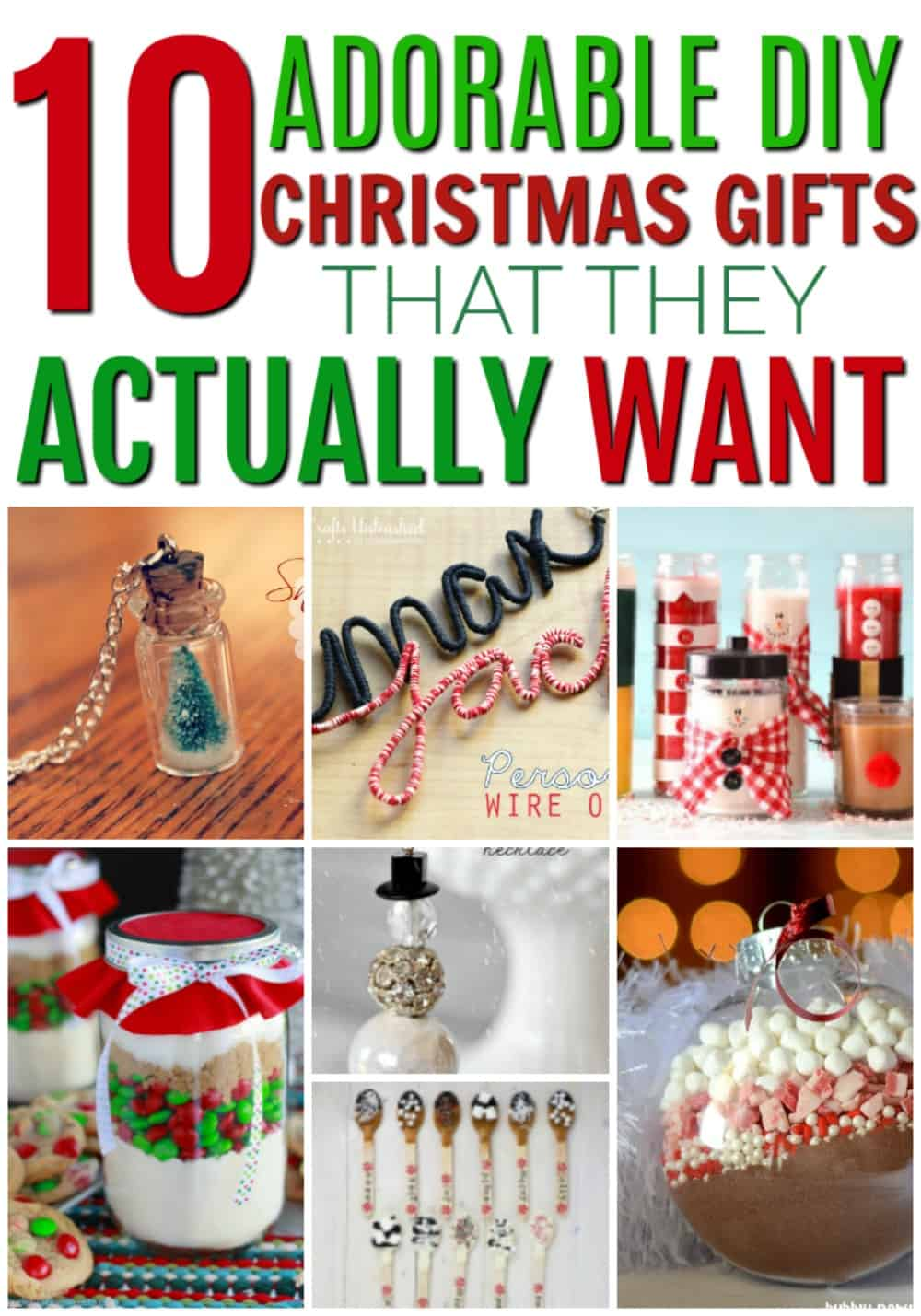 diy christmas gifts that people will love - Dyi Christmas Gifts