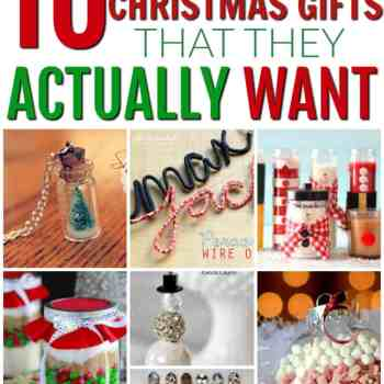 DIY ChristmasGifts that People Will Love