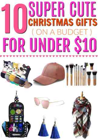 10 cute last minute gifts under 10 need a great gift but dont want to spend a fortune these are the gift ideas for you