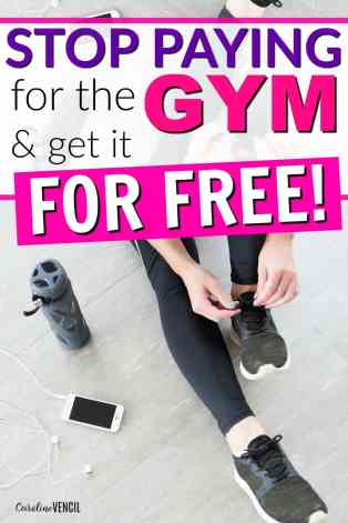This is GREAT! I'm SO happy that someone finally shared how to workout for free that ISN'T a gross sales pitch! Seriously, she will actually help you find out how to get fit for free on a budget. Here's how to stop paying your gym and get fit for free
